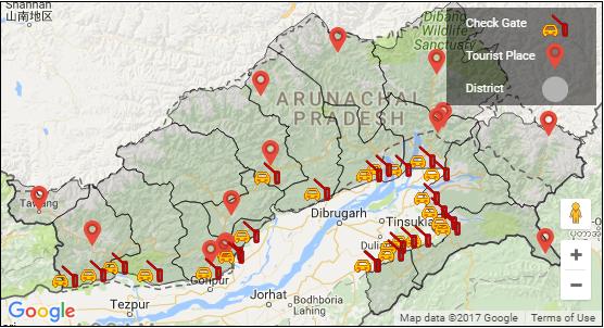 arunachal pradesh permit foreigners